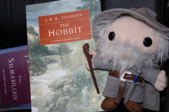 Well, what can I tell you? Life in the wide world goes on much as it has these past age, full of its own comings and goings, scarcely aware of the existence of hobbits... for which I am very thankful.