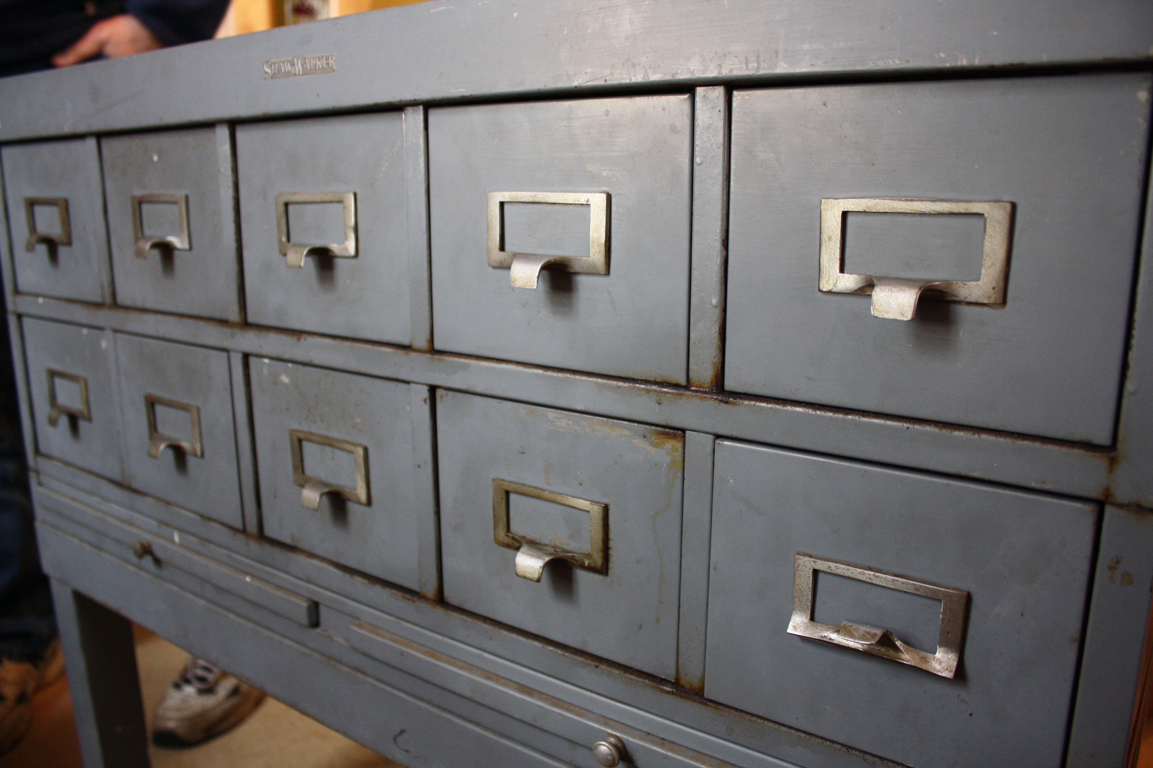 i kind of want a card catalog now   Literature and Libation