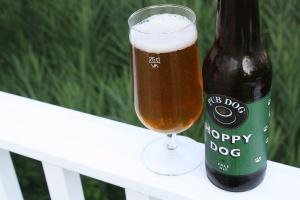 hoppy dog